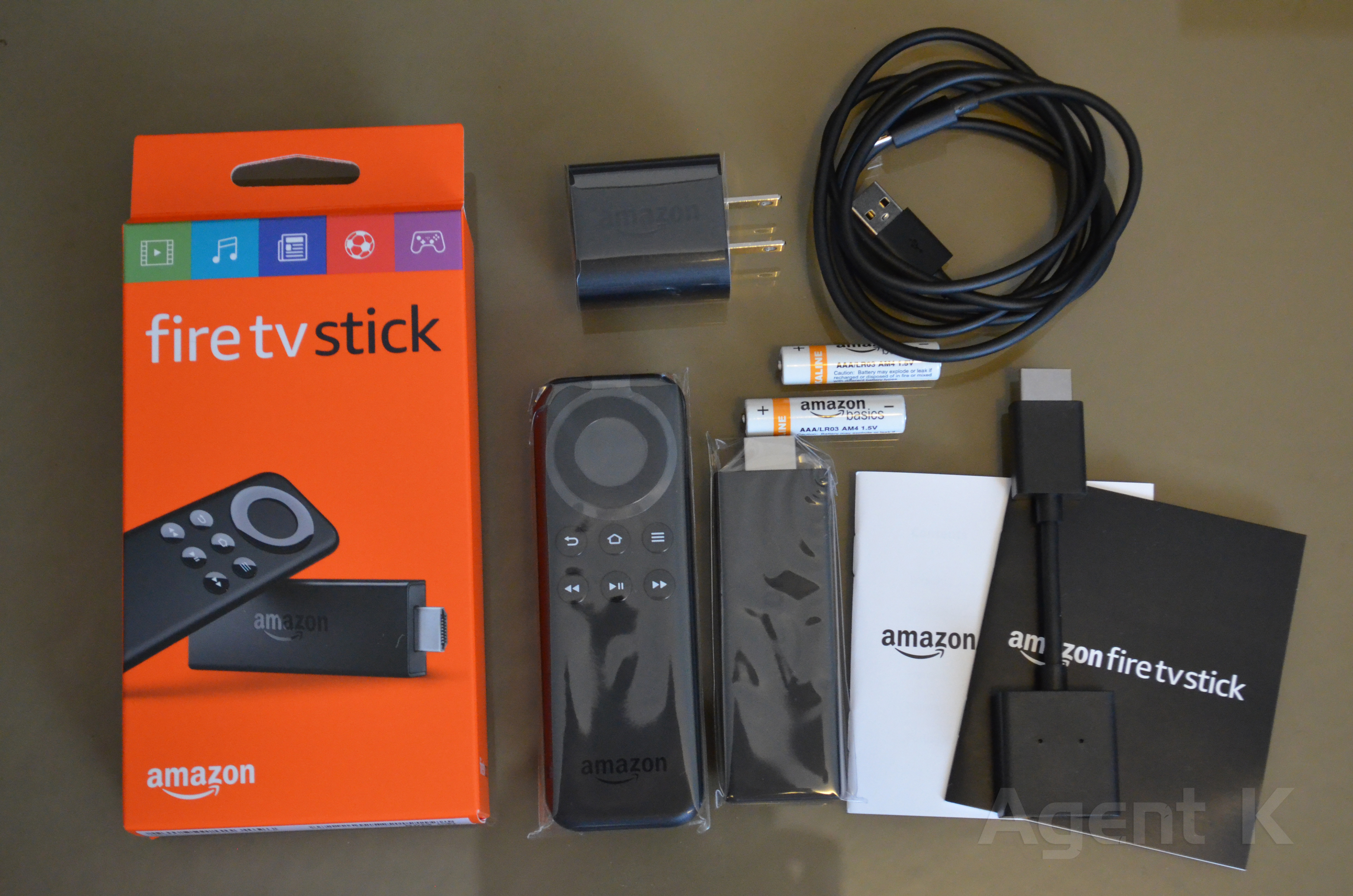 Amazon Fire TV Stick Basic Edition Review | Agent K
